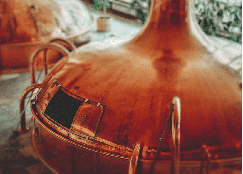 Whisky making