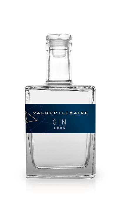 Bouteille Gin Eros Valour+Lemaire